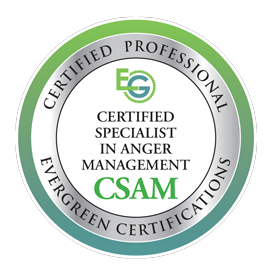 Certified Specialist Anger Management